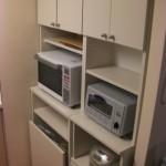 フルオーダーな食器棚