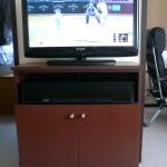 ぴったりサイズのテレビ台