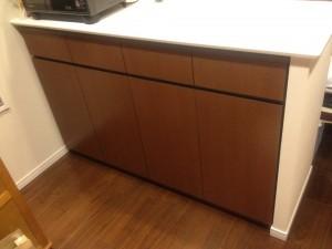 キッチンオーダー収納