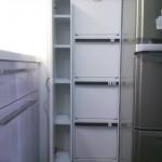 キッチン隙間家具